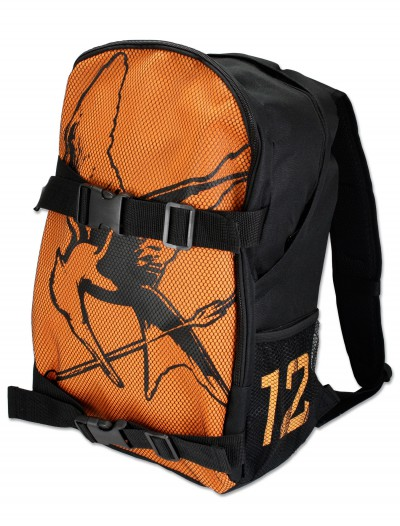 Hunger Games Backpack, halloween costume (Hunger Games Backpack)