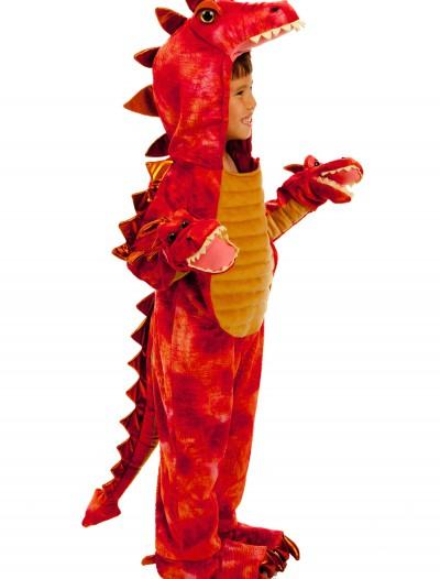 Hydra Red Dragon Costume, halloween costume (Hydra Red Dragon Costume)