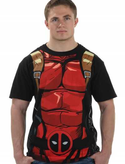 I Am Deadpool Costume T-Shirt, halloween costume (I Am Deadpool Costume T-Shirt)
