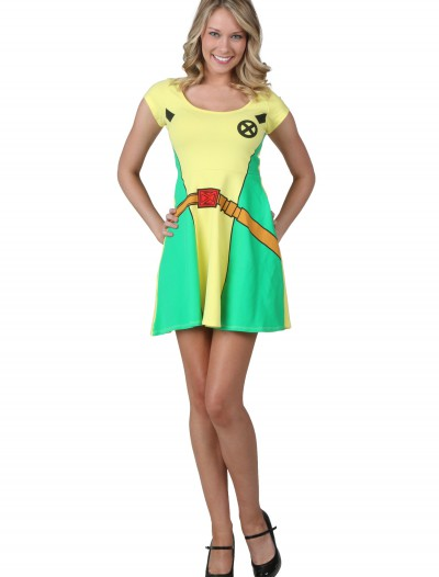 I am Rogue Dress, halloween costume (I am Rogue Dress)