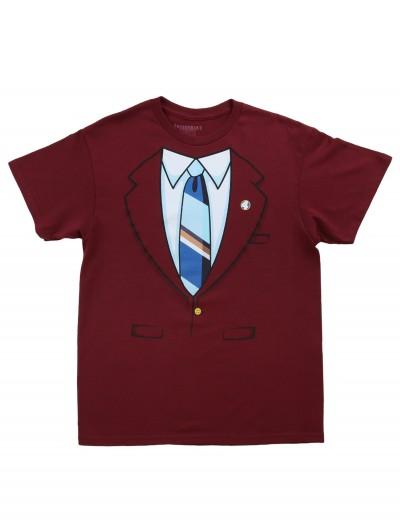 I Am Ron Burgundy Costume T-Shirt, halloween costume (I Am Ron Burgundy Costume T-Shirt)