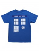 I Am the Tardis Costume T-Shirt, halloween costume (I Am the Tardis Costume T-Shirt)