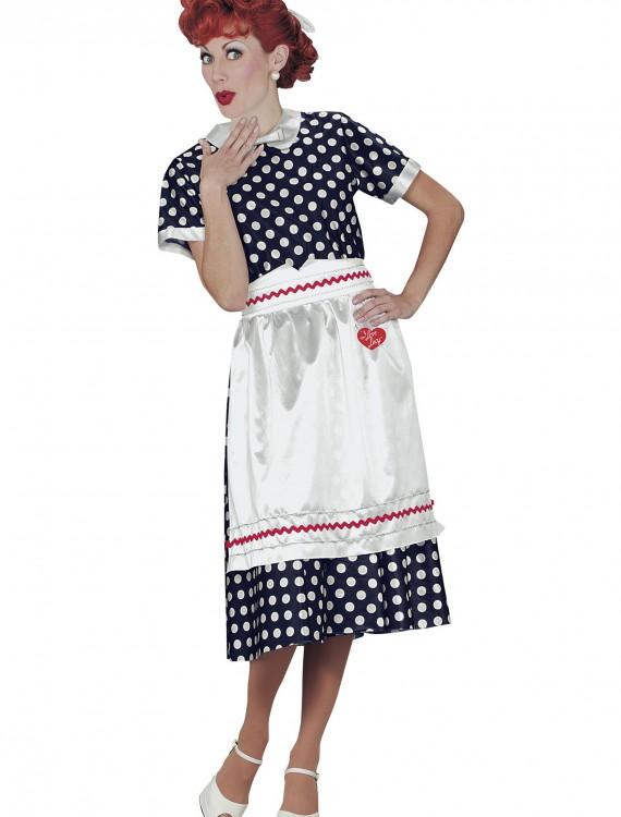 I Love Lucy Costume, halloween costume (I Love Lucy Costume)