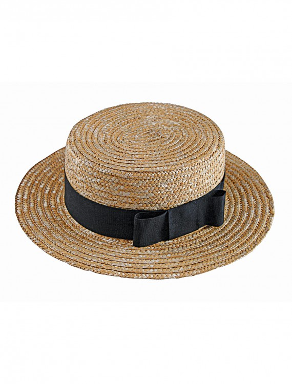 I Love Lucy Ricky Straw Hat and Bow Tie, halloween costume (I Love Lucy Ricky Straw Hat and Bow Tie)