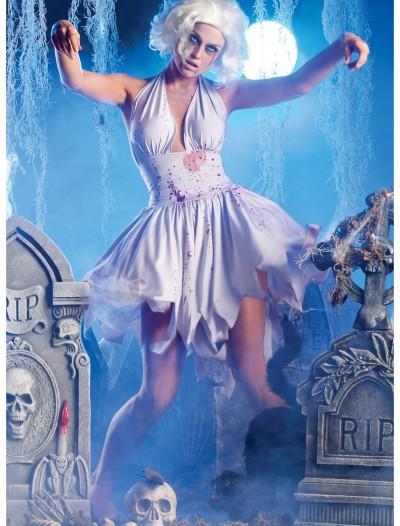 Iconic Marilyn Zombie Costume, halloween costume (Iconic Marilyn Zombie Costume)