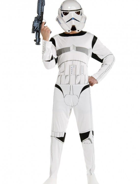Imperial Stormtrooper Adult Costume, halloween costume (Imperial Stormtrooper Adult Costume)