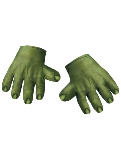 Incredible Hulk Hands, halloween costume (Incredible Hulk Hands)