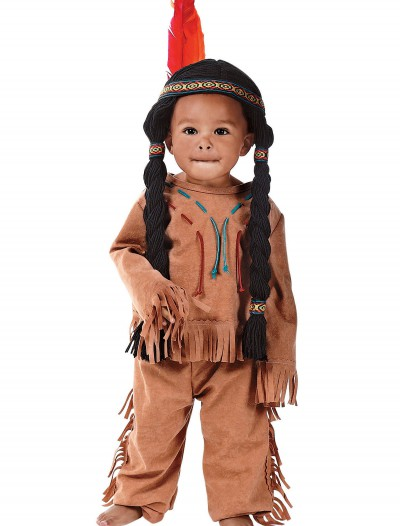 Indian Boy Toddler Costume, halloween costume (Indian Boy Toddler Costume)