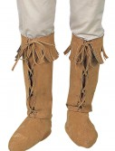 Indian Fringe Boot Tops, halloween costume (Indian Fringe Boot Tops)
