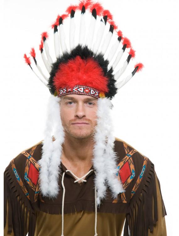 Indian Headdress, halloween costume (Indian Headdress)