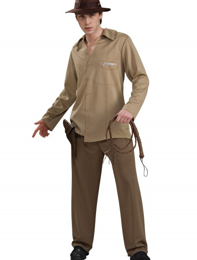 Indiana Jones Adult Costume, halloween costume (Indiana Jones Adult Costume)