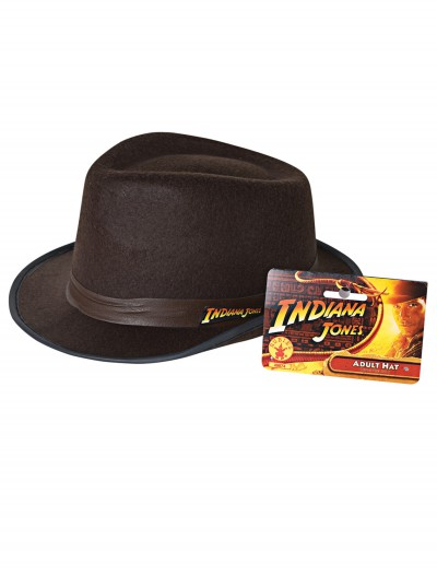 Indiana Jones Adult Hat, halloween costume (Indiana Jones Adult Hat)