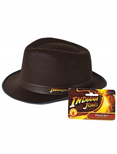 Indiana Jones Child Hat, halloween costume (Indiana Jones Child Hat)