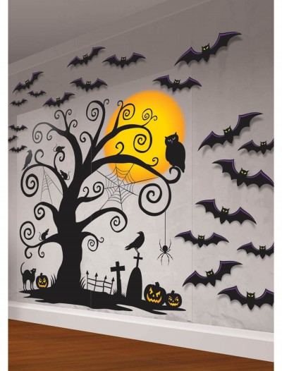 Indoor Wall Decorating Kit, halloween costume (Indoor Wall Decorating Kit)