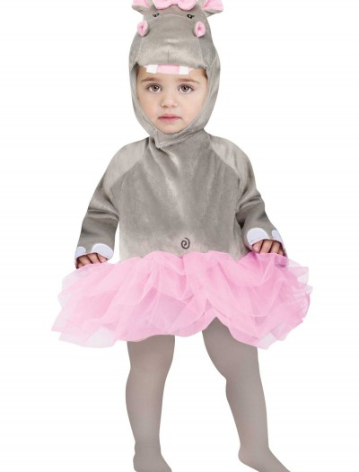 Infant Baby Hippo Costume, halloween costume (Infant Baby Hippo Costume)