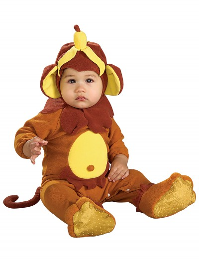 Infant Banana Peel Monkey Costume, halloween costume (Infant Banana Peel Monkey Costume)