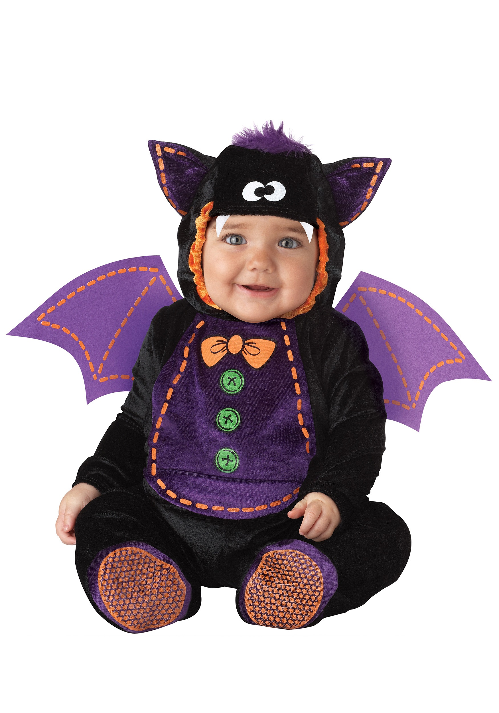 Infant Bat Costume  sc 1 st  Halloween Costumes & Infant Bat Costume - Halloween Costumes