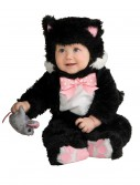 Infant Black Kitten Costume, halloween costume (Infant Black Kitten Costume)