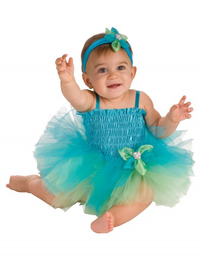 Infant Blue/Green Tutu Costume, halloween costume (Infant Blue/Green Tutu Costume)