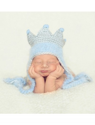 Infant Blue King Hat, halloween costume (Infant Blue King Hat)