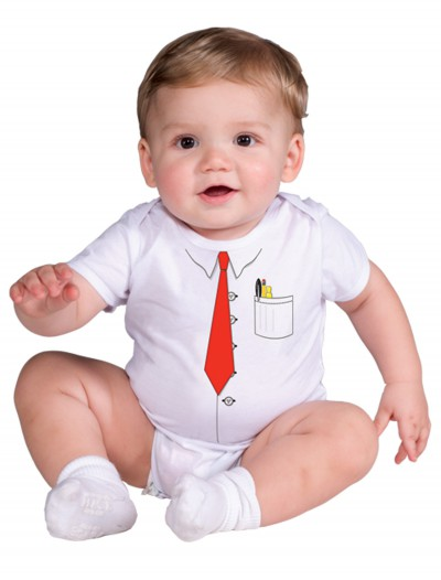 Infant Business Executive Onesie, halloween costume (Infant Business Executive Onesie)