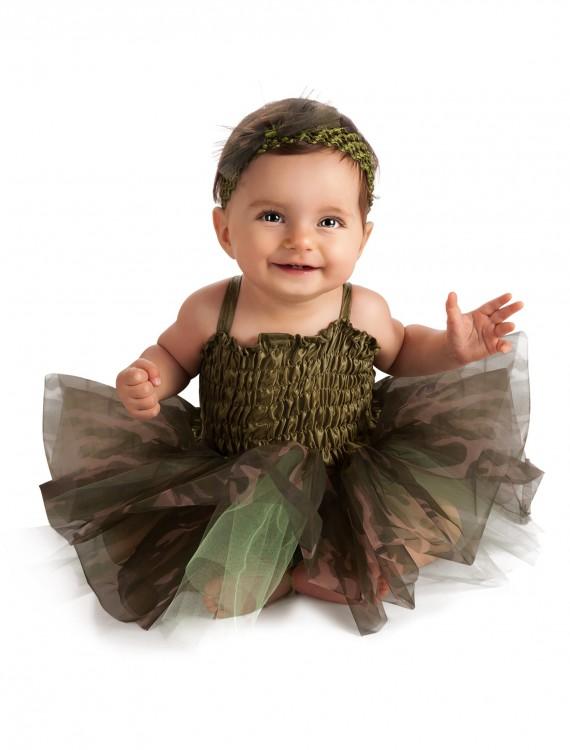 Infant Camo Tutu Costume, halloween costume (Infant Camo Tutu Costume)