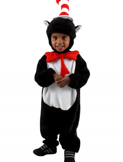 Infant Cat in the Hat Costume, halloween costume (Infant Cat in the Hat Costume)