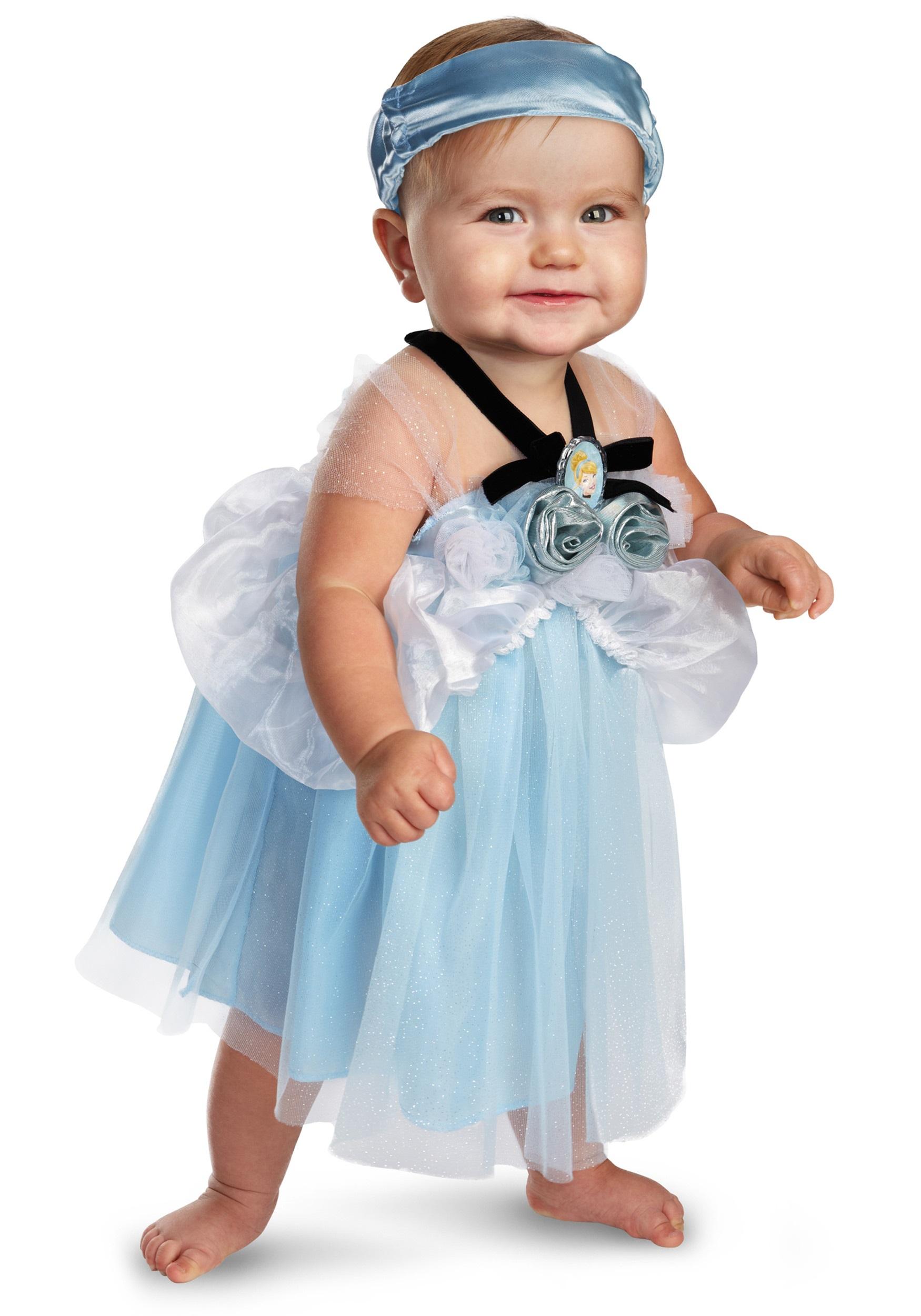 Infant Cinderella My First Disney Costume  sc 1 st  Halloween Costumes & Infant Cinderella My First Disney Costume - Halloween Costumes