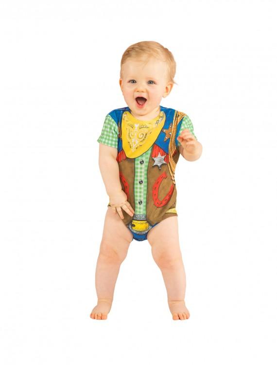 Infant Cowboy Romper, halloween costume (Infant Cowboy Romper)