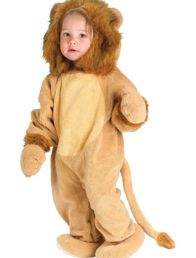 Infant Cuddly Lion Costume, halloween costume (Infant Cuddly Lion Costume)