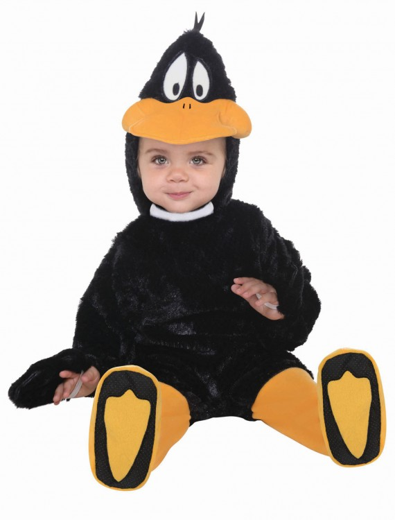 Infant Daffy Duck Costume, halloween costume (Infant Daffy Duck Costume)