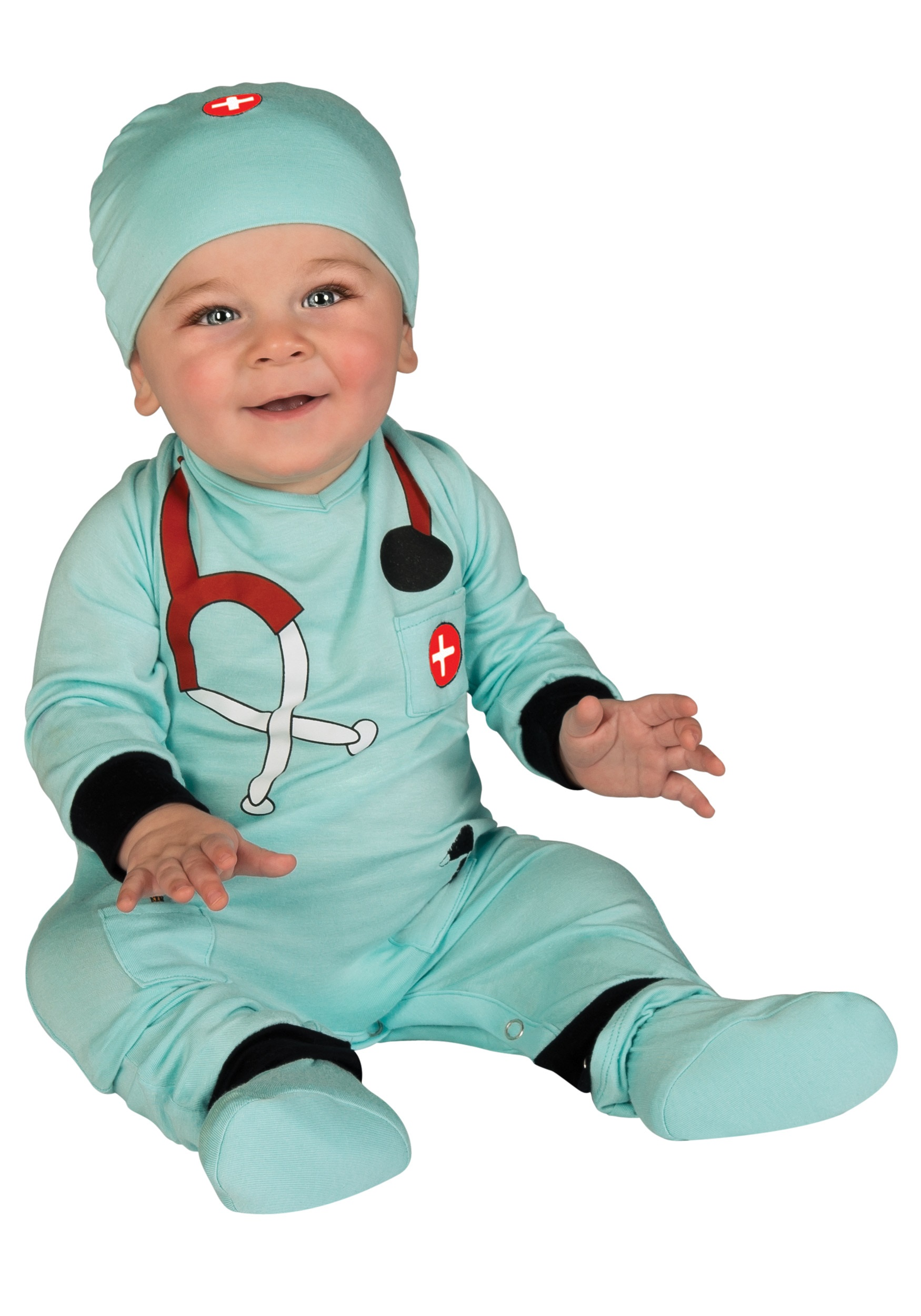 Infant Doctor Sleeper  sc 1 st  Halloween Costumes & Infant Doctor Sleeper - Halloween Costumes