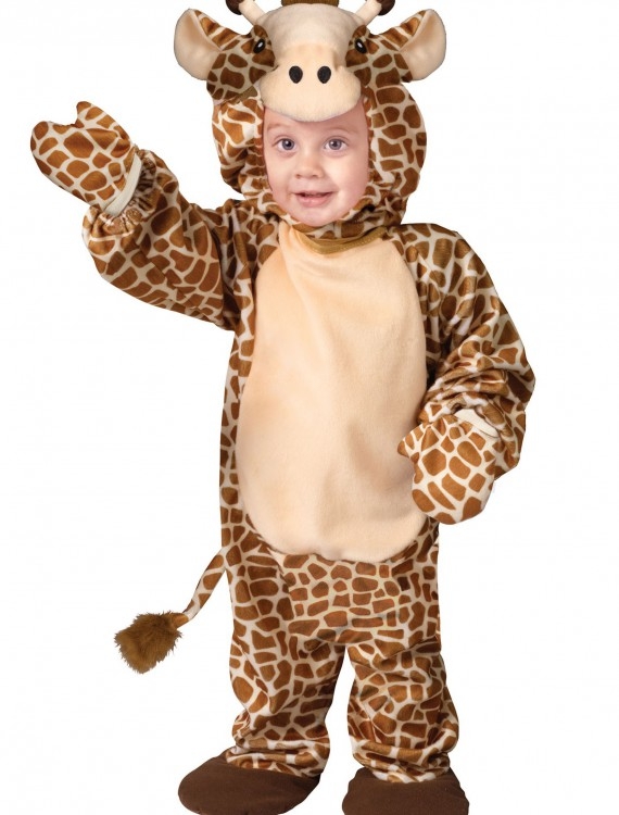 Infant Giraffe Costume, halloween costume (Infant Giraffe Costume)