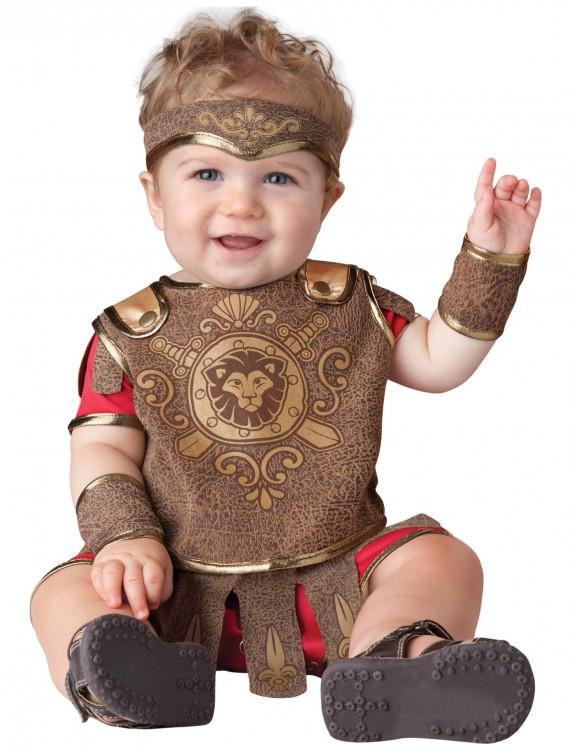 Infant Gladiator Costume, halloween costume (Infant Gladiator Costume)