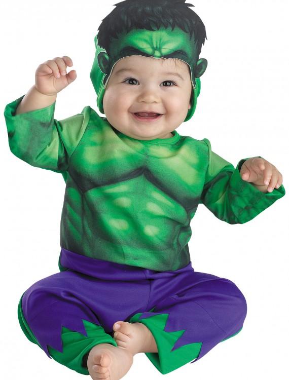Infant Incredible Hulk Costume, halloween costume (Infant Incredible Hulk Costume)