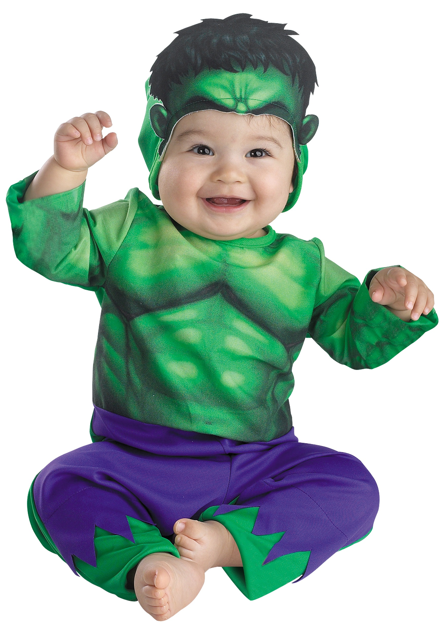Infant Incredible Hulk Costume  sc 1 st  Halloween Costumes & Infant Incredible Hulk Costume - Halloween Costumes