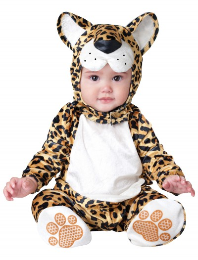 Infant Leapin Leopard Costume, halloween costume (Infant Leapin Leopard Costume)
