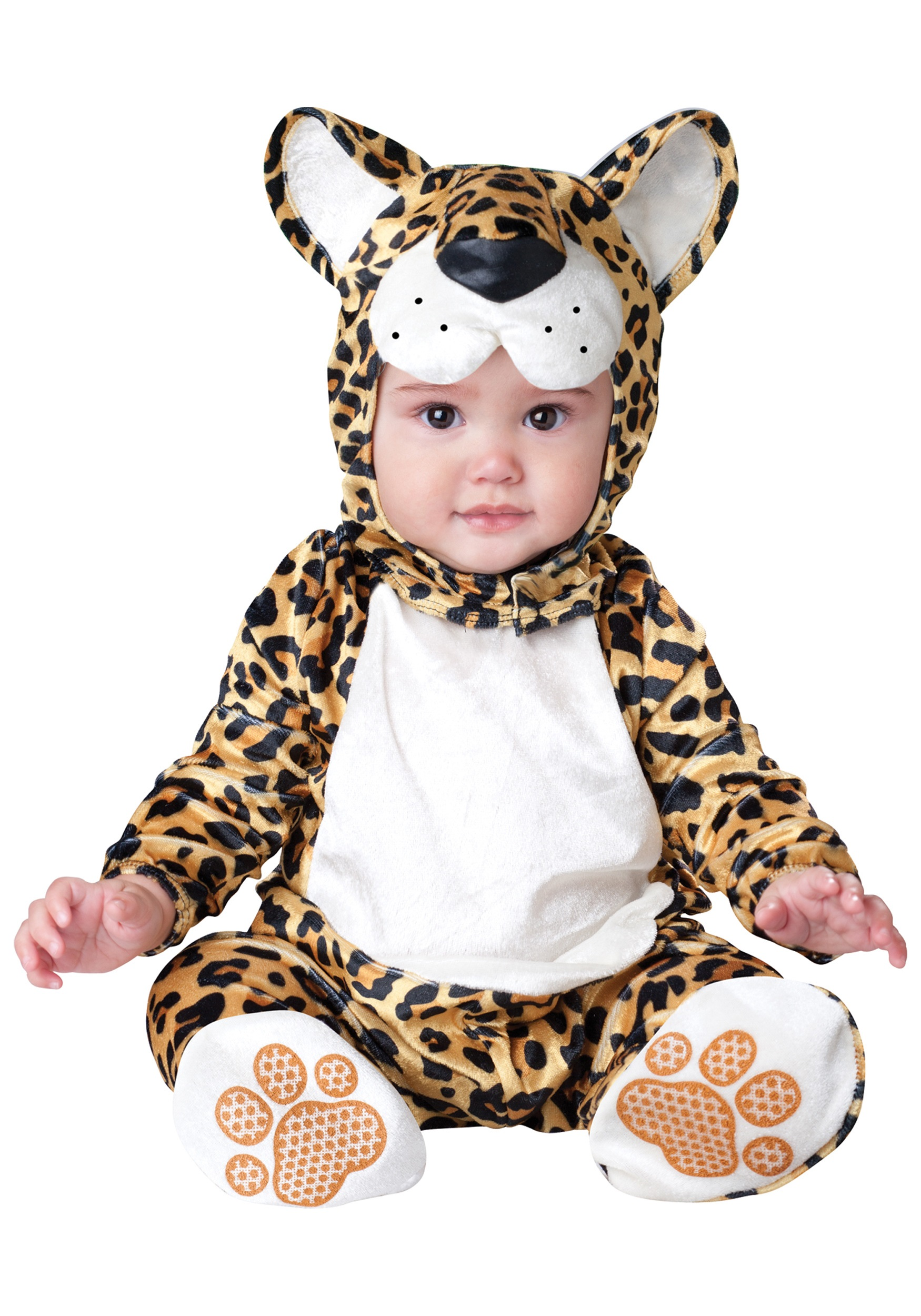 infant leapin leopard costume - halloween costumes
