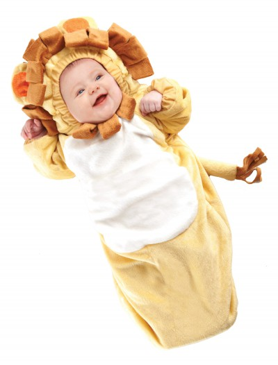 Infant Lion Bunting, halloween costume (Infant Lion Bunting)