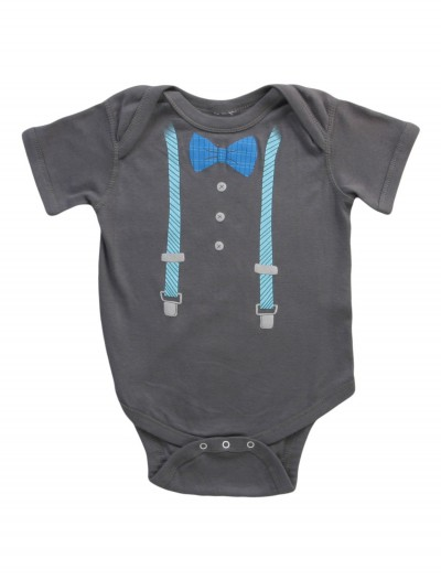 Infant Little Gentleman Tuxedo T-Shirt, halloween costume (Infant Little Gentleman Tuxedo T-Shirt)