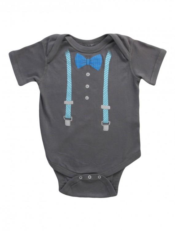 Infant Little Gentleman Tuxedo T-Shirt, halloween costume (Infant Little Gentleman Tuxedo T-Shirt)