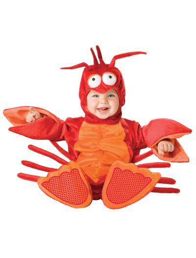Infant Lobster Costume, halloween costume (Infant Lobster Costume)