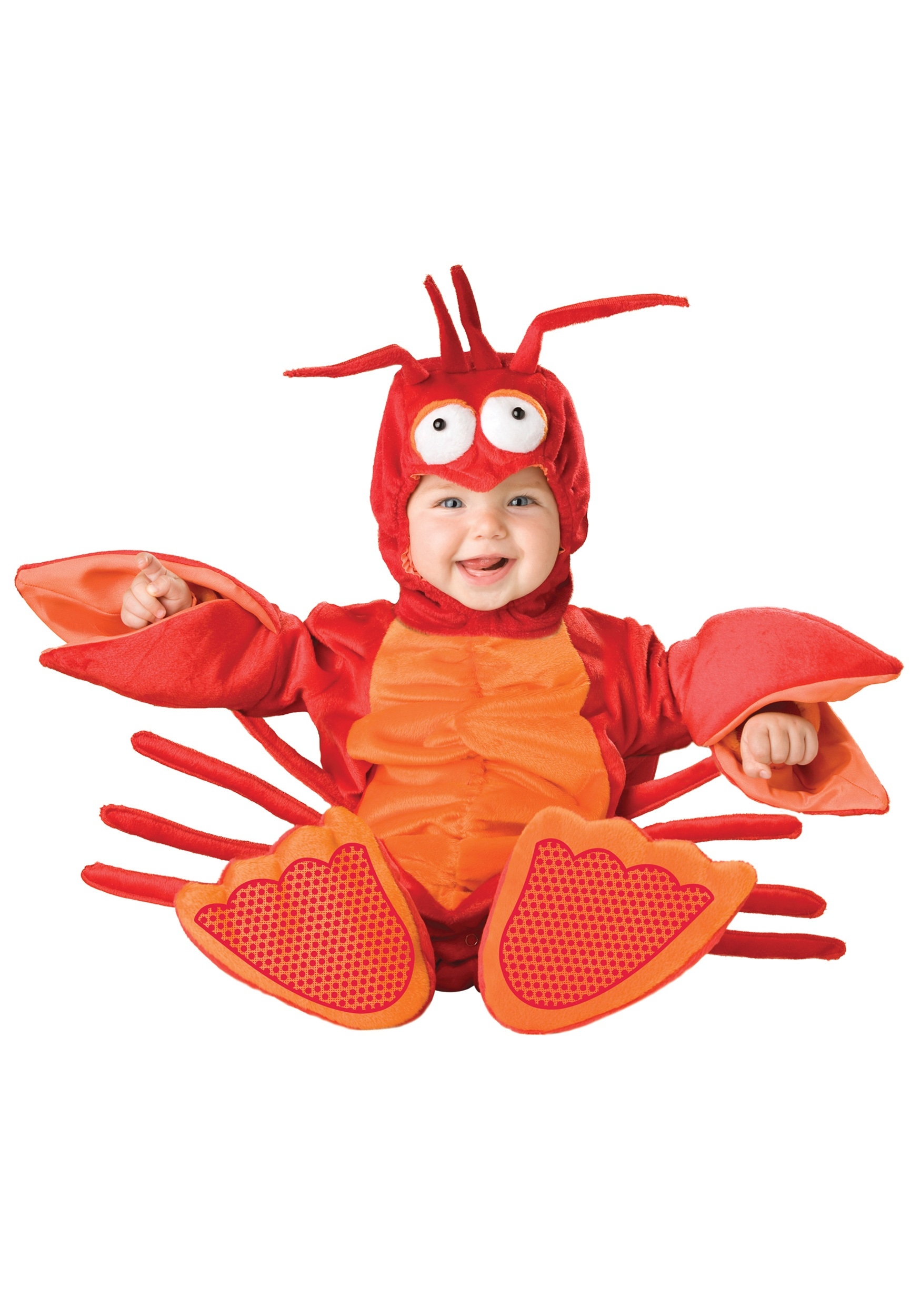 infant lobster costume - halloween costumes