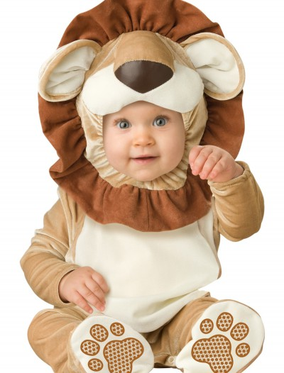 Infant Lovable Lion Costume, halloween costume (Infant Lovable Lion Costume)