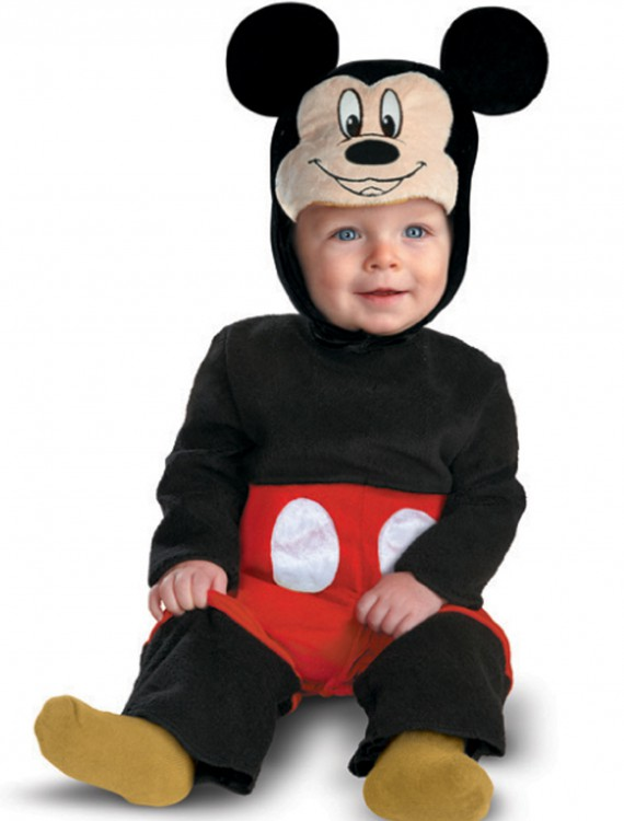 Infant Mickey Mouse My First Disney Costume, halloween costume (Infant Mickey Mouse My First Disney Costume)