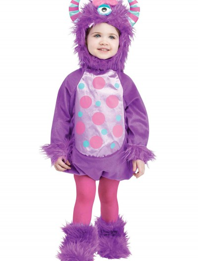 Infant Monster Baby Purple Costume, halloween costume (Infant Monster Baby Purple Costume)