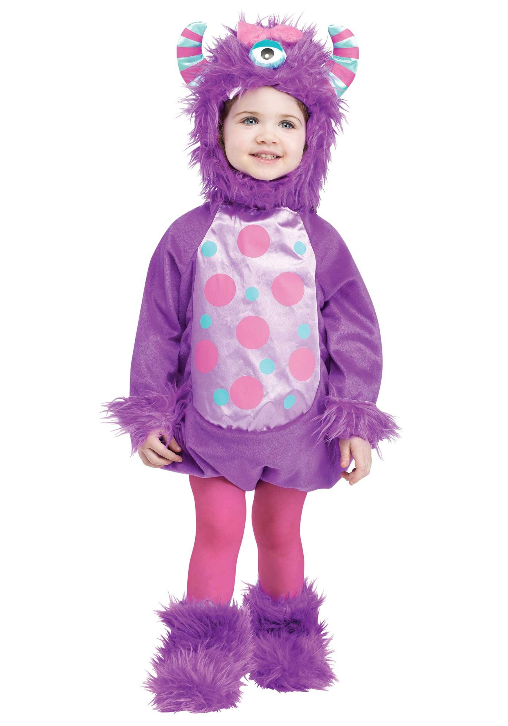 Infant Monster Baby Purple Costume  sc 1 st  Halloween Costumes & Infant Monster Baby Purple Costume - Halloween Costumes