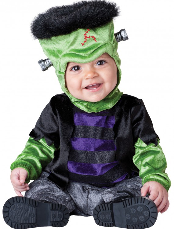 Infant Monster Boo Costume, halloween costume (Infant Monster Boo Costume)