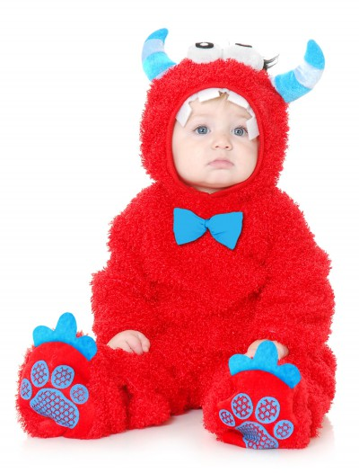 Infant Monster Madness Red & Blue Costume, halloween costume (Infant Monster Madness Red & Blue Costume)