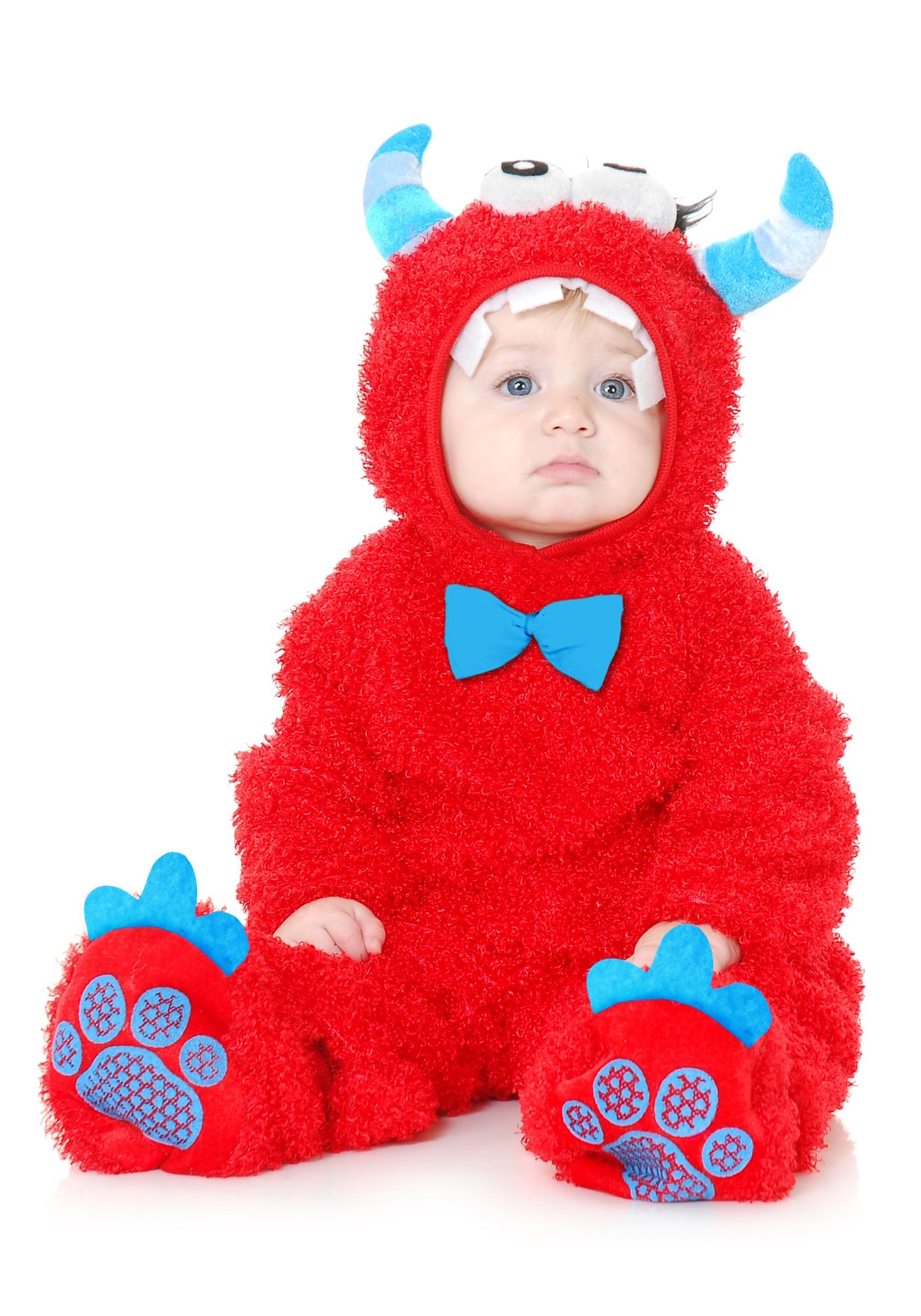 Infant Monster Madness Red u0026 Blue Costume  sc 1 st  Halloween Costumes & Infant Monster Madness Red u0026 Blue Costume - Halloween Costumes